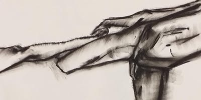 2 hour Life Drawing Class 22nd June 2019