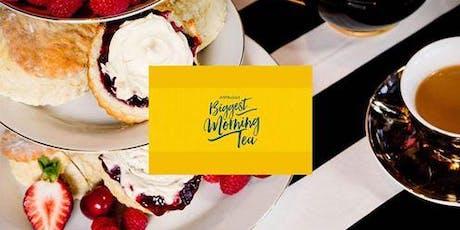 Biggest Morning Tea - Aimee Provence  tickets