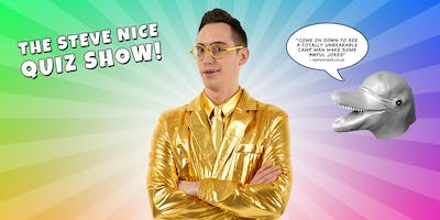 Norwich Pride: The Steve Nice Quiz Show
