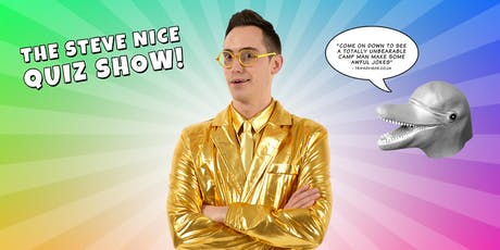 Norwich Pride: The Steve Nice Quiz Show tickets