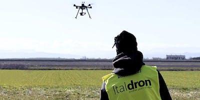 Open day sui DRONI - normativa, applicazioni, tecnologia.