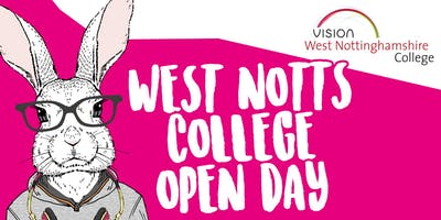West Notts College Open Day