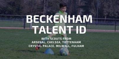 We Make Footballers Beckenham Talent ID Event