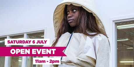 Bradford College and University Centre Open Event - 6th July 2019 tickets