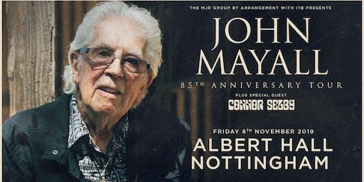 John Mayall - 85th Anniversary Tour (Albert Hall, Nottingham)
