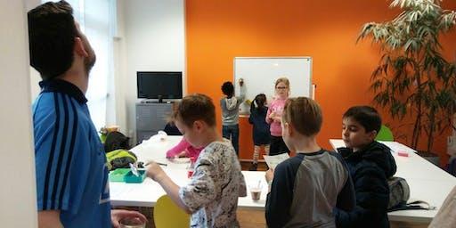 Code+English für Kids in den Sommerferien 2019 (10-13 Jahre)