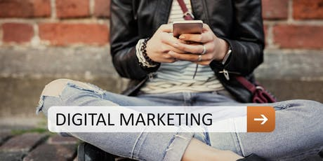 Digital Marketing for Growth tickets