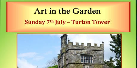 Art in the Garden at Turton Tower tickets