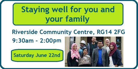 Staying Well for You and Your Family (BAMER event) tickets