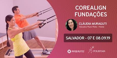Formação em CoreAlign - Módulo Fundações - Physio Pilates Balanced Body - Salvador ingressos