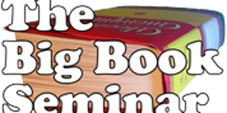 Big Book Seminar 2020 tickets