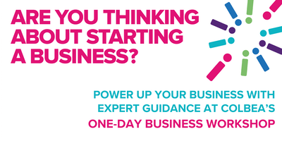 Introduction to Business Workshop - Colchester Friday 28th June 2019