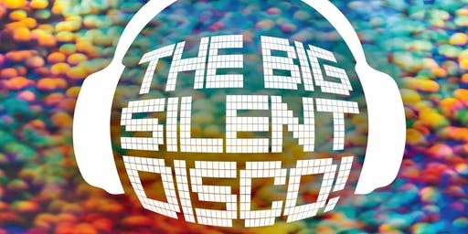 The BIG Silent Disco! - MacArts Galashiels