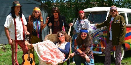 A Musical Tribute To Woodstock with Magic Bus tickets