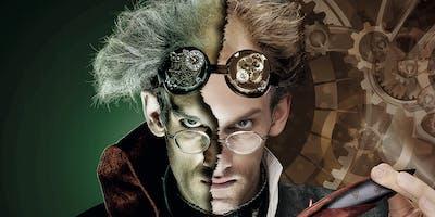 Miles Pitwell: Eine magische Show zwischen Gut und Böse