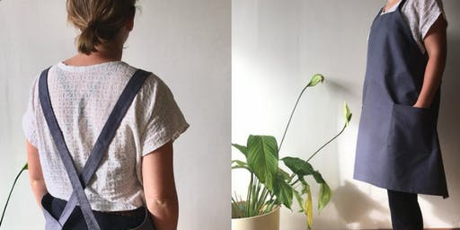 Beginners: Sew a Japanese Apron