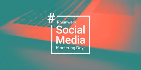 Rheinwerk Social Media Marketing Days 2019 Tickets