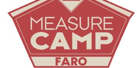 MeasureCamp Faro  bilhetes
