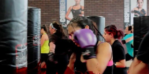 North Shore's Real Kickboxing Lessons: Great music, high energy, smiles!