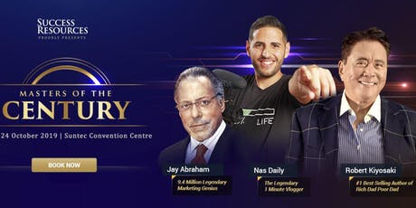[Official] Masters Of The Century  tickets