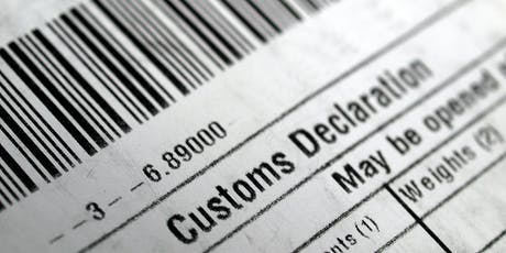 Customs Procedures and Export Documents Training Course tickets