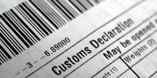 Customs Procedures and Export Documents Training Course