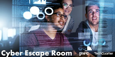 PWC & TQ Cyber Escape Room - how easy is hacking?