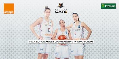 Belgian Cats | 4 nations tournament - Saturday 15/06