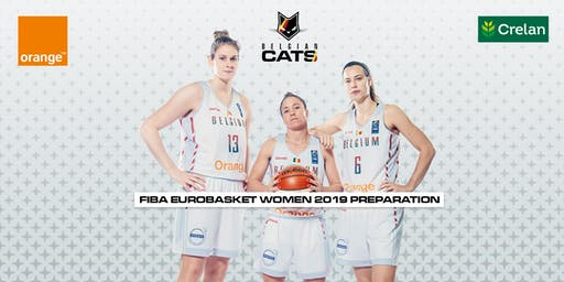 Belgian Cats | 4 nations tournament - Saturday 15/06