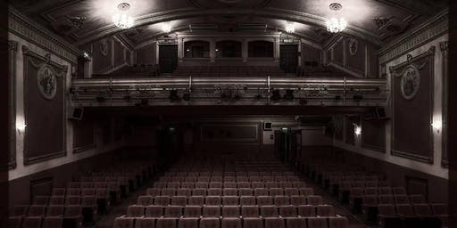 Ghost Hunt At The Haunted Savoy Theatre Monmouth