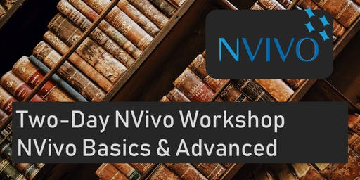 NVivo for Qualitative Research 2-days (Brisbane)- Essentials & Advanced
