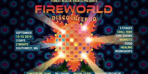 Fireworld 2019: Disco Inferno