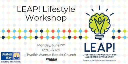 LEAP! Lifestyle Workshop