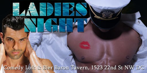 Ladies Night Out LIVE!  Male Revue Washington DC