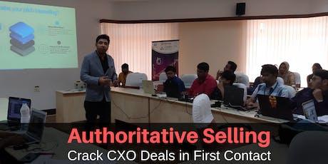 Sales Training in Bangalore| Negotiation Skills | Lead Generation tickets