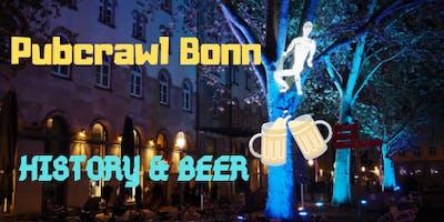 Pubcrawl Bonn