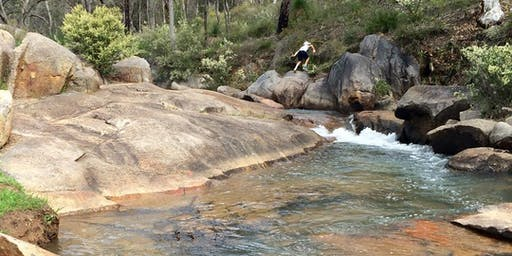 Bibbulmun Track Mt Cuthbert 4 day Family Trek Western Australia
