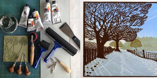 An Introduction to Linocut Printing