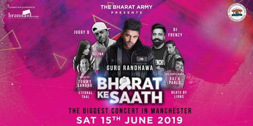 Bharat Ke Saath-The Largest Indian Cricket Fan Gathering