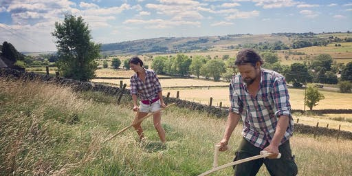 Traditional Scything Course