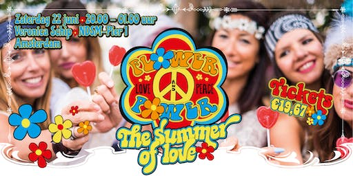 Flower Power The Summer of Love