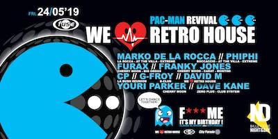 We Love Retro House :: Pac-Man revival