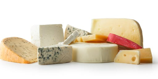 June Cheeses of the Month Tasting - Michigan Street