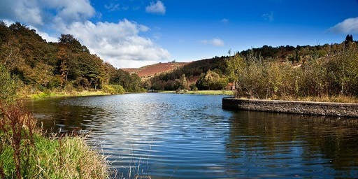 Merthyr Tydfil Stride and Ride from Coal to Nature guided walk