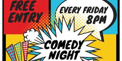 BeComedy at The Nell