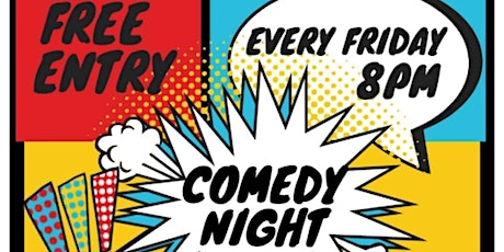 BeComedy at The Nell tickets