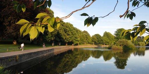 Merthyr Tydfil Stride and Ride Cyfarthfa Park NERS Walk