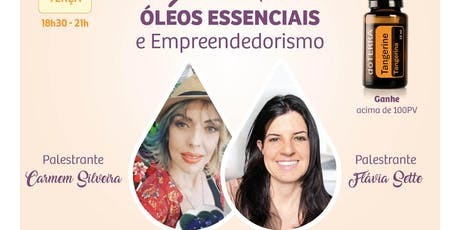 SALVADOR - WORKSHOP ÓLEOS ESSENCIAIS doTERRA ingressos
