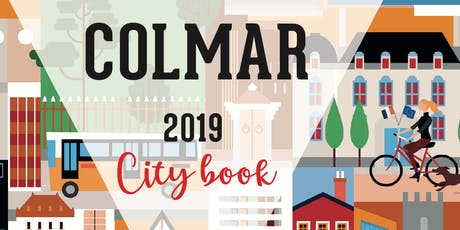 Cocktail Petit Futé City book Colmar 2019 billets
