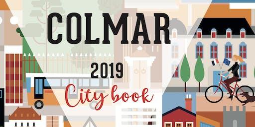 Cocktail Petit Futé City book Colmar 2019